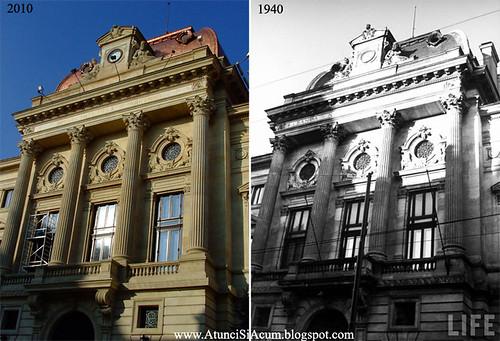 Palatul BNR - 1940 - 2010