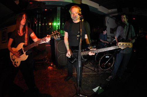 The Suppositories at The Dominion Tavern
