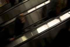 Presenze (&li) Tags: vienna wien city people urban glass architecture geotagged sterreich gente metro tram ticket scala stazione biglietto viaggio architettura citycentre citt vetro scalamobile struttura pendolare mezzoditrasporto