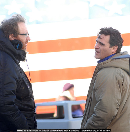 Joaquin and James Gray re-unite