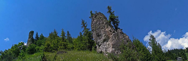 Panorama photo no. 18 - Transylvania, Gyimes (Csángó Land)
