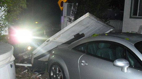 Police Car Chase in Venice Beach 2