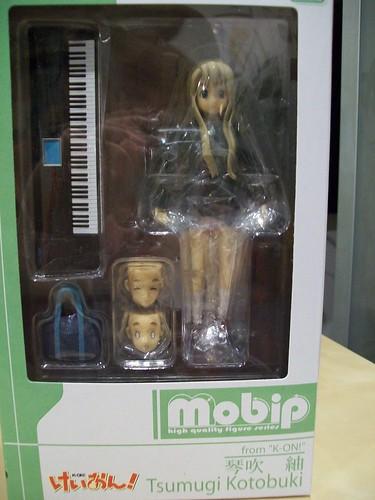 Mugi in her box