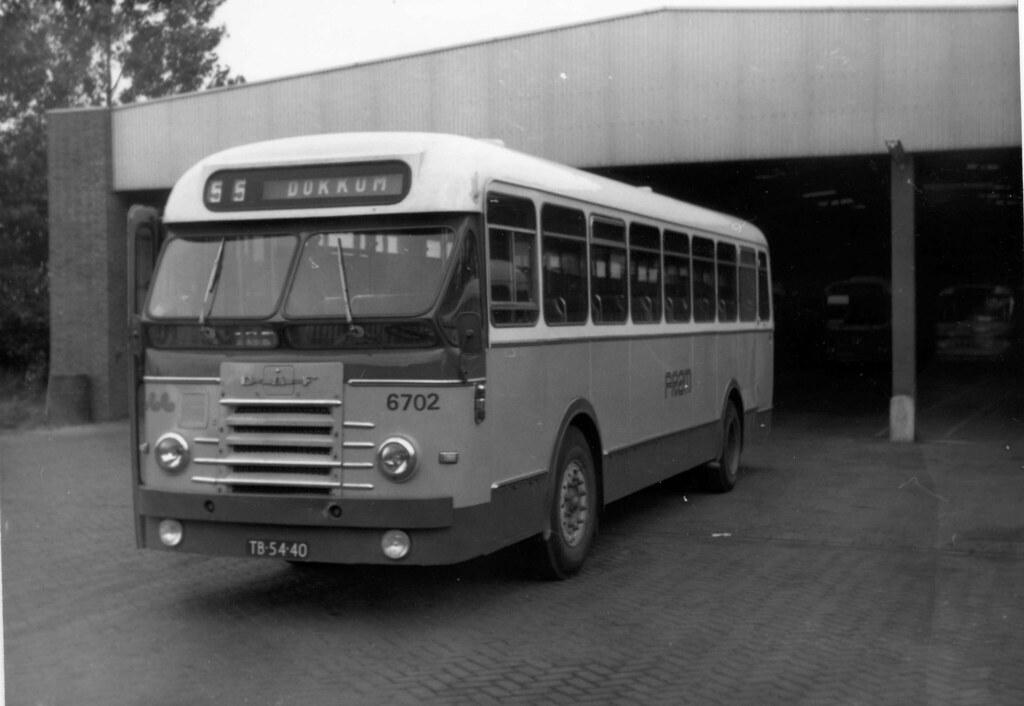 FRAM bus 6702 Dokkum