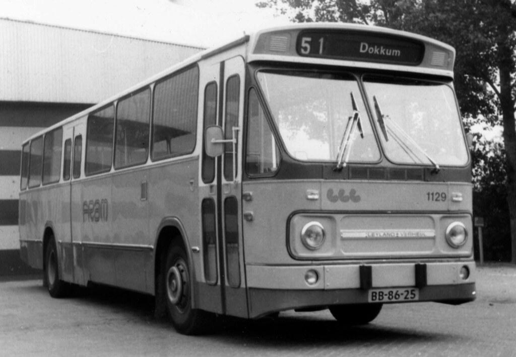 FRAM bus 1129 Dokkum