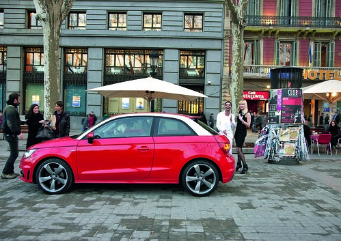 Audi A1 S Line Pictures. Audi A1 1.4 TFSI S line 06