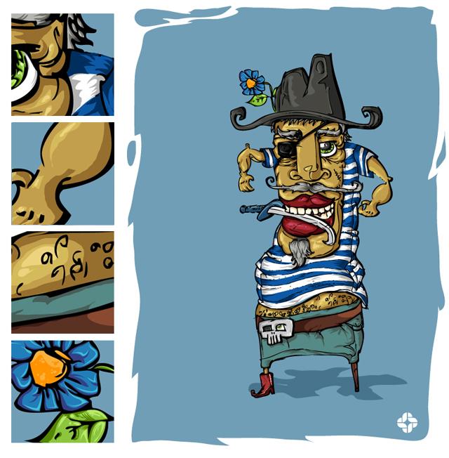 Mr Pirate