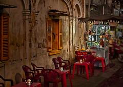 Night Vendor (pearson_251) Tags: street night nikon tea vietnam eat nightmarket vendor streetfood foodstand chaudoc d80