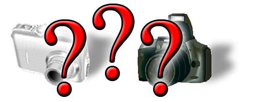DSLR oder Kompaktkamera?