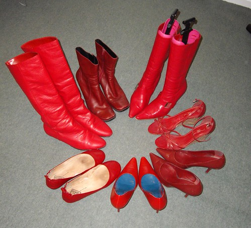 Ruby Shoesday