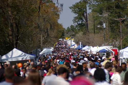 Flowertown Festival
