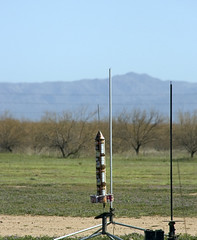 019 (mattie_shoes) Tags: sara rocket rocketry 2010 modelrocket desertheat
