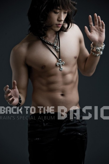 Rain (Bi) - Back To The Basic (Special Album)