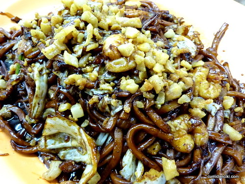chinese fried hokkien mee