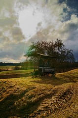 Black forest hamscape (flickrolf) Tags: black forest ham schwarzwald blackforest smoked schinken zavelstein rucherschinken