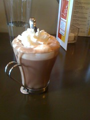 Cafe Dulcinea (Denman and Bidwell)