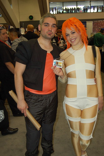 Wonder Con 2010: The Fifth Element
