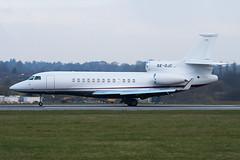 SE-DJC - 78 - Private - Dassault Falcon 7X - Luton - 100404 - Steven Gray - IMG_9433