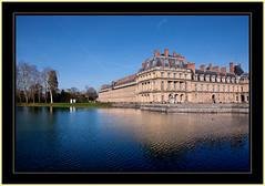 Fontainebleau (@lain G) Tags: france chateau iledefrance fontainebleau etang nikond90