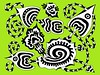 Doodle 1/11/2010 (Daily Doodles) Tags: blackandwhite abstract art modern illustration painting poster graffiti design sketch artwork 60s folkart outsiderart bright drawing mixedmedia abstractart contemporaryart contemporary vibrant modernart surrealism vivid doodle zen 70s surrealist meditation sharpie psychedelic linedrawing penandink surrealart artprint greenart colorfulart dailydoodles surrealistart zentangle doodledrawing