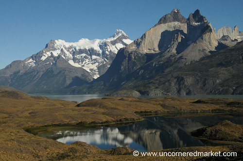 Torres del Paine Reflections, Chile