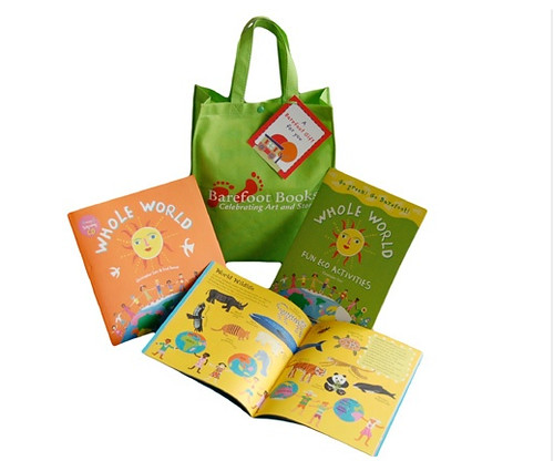 Whole World Gift Set - Barefoot Books
