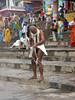 Tying Langoti 1.5 Varanasi (amiableguyforyou) Tags: india men up river underwear varanasi bathing dhoti oldmen ganges banaras benaras suriya uttarpradesh ritualbath hindus panche bathingghats ritualbathing langoti dhotar langota