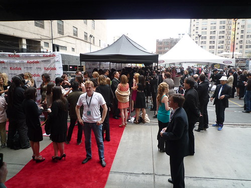 Streamys Red Carpet