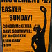 Movement Easter Sunday! Conor McKenna Dave Southwell JP McGuckin Liam Gray Fido, 2010-04-02