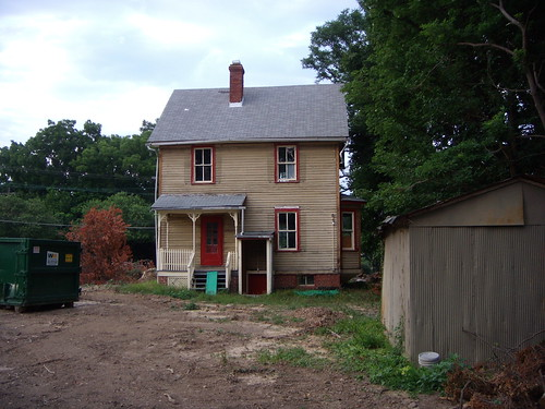 Old House In Courts of Woodside, 2007
