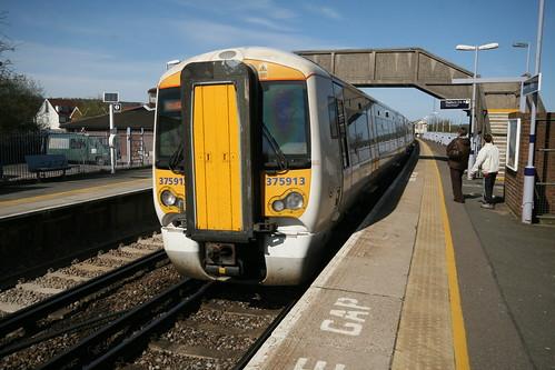 Wye Station, Kent