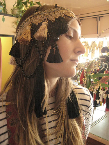 valentine headdress