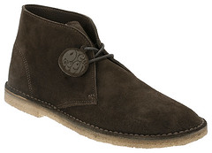 Clarks Desert Boots Pretty Green Special Edition