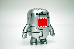 DOMO METAL (kingkong21) Tags: metal domo series2 toy2r