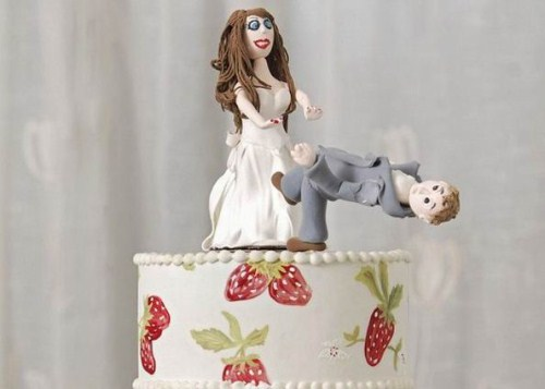 DIVORCE CAKES...!