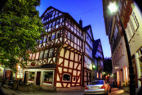One Evening in Herborn/Germany