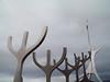 Urrà!!!! (NoMoreRain) Tags: ocean monument iceland monumento reykjavik oceano islanda navevichinga adessoanchiosofareilinkcomesideve peppereppeppeppeppèèèèèèè