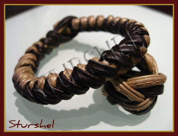 Pulsera Nudo de Serpiente 4550718224_1175a5f4ba_o