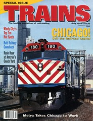 Chicago Special Issue cover of Trains Magazine, July 1993_ img899 (Wampa-One) Tags: chicago train magazine illinois searstower engine cover locomotive metra chicagoil windycity specialissue july1993 trainsmagazine railroadcapital