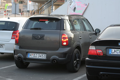 MINI Countryman Cooper S in Royal Grey
