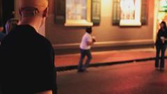 Nerboo on Bourbon (b*wag) Tags: mandy brad video neworleans holly photowalk nola boubonstreet nerboo