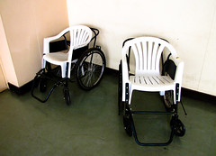 Interesting wheelchairs