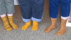 Linda - Mandy - Karin - Bamboo Socks