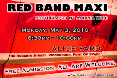 RED BAND invite