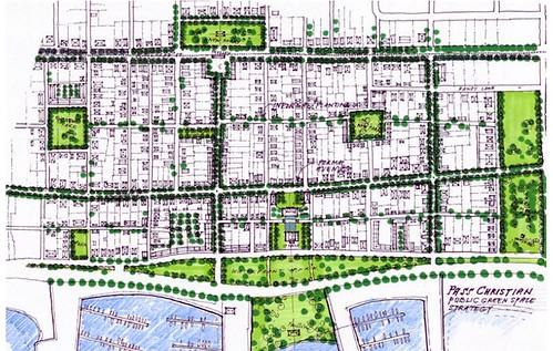 green space plan (courtesy of Mississippi Renewal)