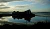 Marina Lake Weston (Nogoodboyo) Tags: uk sea england lake reflection beach water coast seaside unitedkingdom somerset coastal westonsupermare bristolchannel britishseascapes