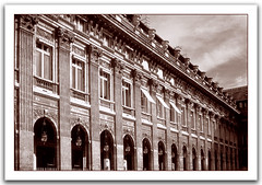 Architectural marvel. (lada/photo (on a road)) Tags: paris building architecture ornate