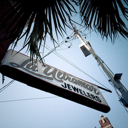 La Uetramar Jewelers, Ybor City Tampa