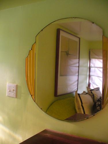 deco mirror