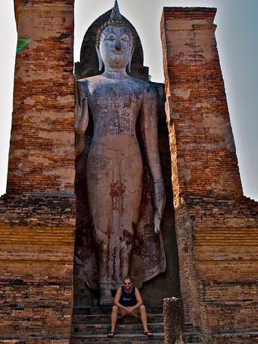 Ancient City - Sukothai, Thailand
